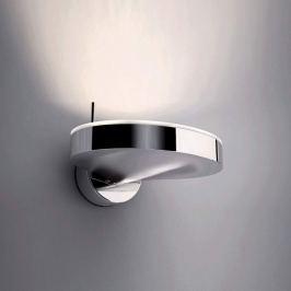 Milan 3-LED - verchromte Wandleuchte, 1-flg.