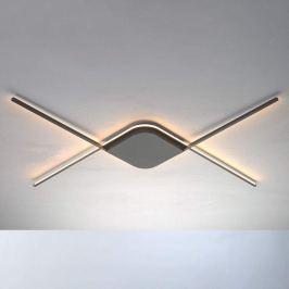 Bopp Less - LED-Deckenleuchte, anthrazit