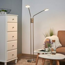 Zweiflammige LED-Leseleuchte Janelle