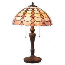 Stilvolle Tischleuchte Wera im Tiffany-Design