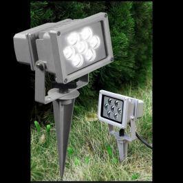 LED-Außenstrahler SEVEN mit Erdspieß