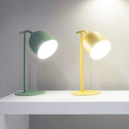 Tischleuchte Odile Parete Design grün