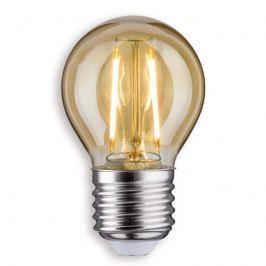 E27 2,5W 825 LED-Tropfenlampe gold