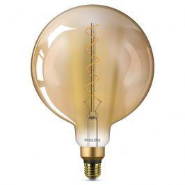 E27 G200 große LED-Lampe Classic Giant 2.000K gold