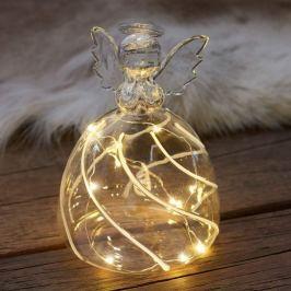 Handverzierte LED-Dekorationsleuchte Vein Angel
