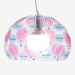 Kartell FL/Y Kids, LED-Hängeleuchte Ballons