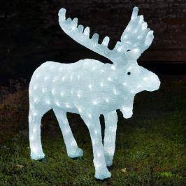Höhe 65 cm - LED-Elch