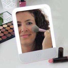 LED-Kosmetikspiegel Amara Lux mit Akku