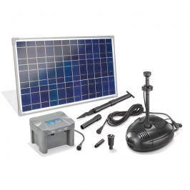 Solar-Teichpumpensystem Roma LED