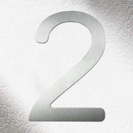 Hochwertige Hausnummern aus Edelstahl 2
