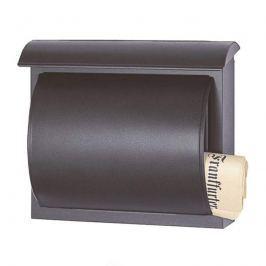 Briefkasten TORES schwarz
