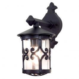 Robuste Außenwandlampe Hereford