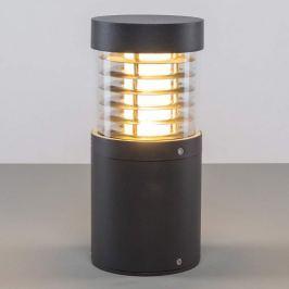 Abgeblendete LED-Sockelleuchte Lucius