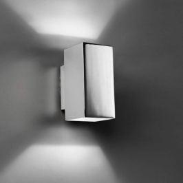 Up-Down-Wandleuchte Basic LED, chrom