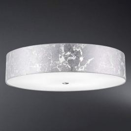 Loop - Deckenlampe mit Blattsilber-Schirm
