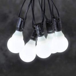 24V-System Biergartenkette LED E10 weiß