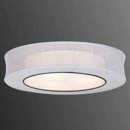 Runde Stoffdeckenlampe Felice