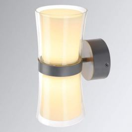 SLV Reto LED-Wandleuchte aus Glas