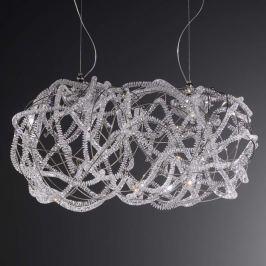 Caleidos - Designer-Hängeleuchte mit Kristallen