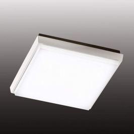 Quadratische LED-Außendeckenleuchte Desdy