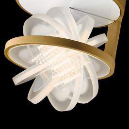 Nimbus Rim R 36 LED-Deckenleuchte, gold matt