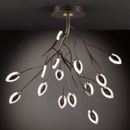 Astartig gestaltete LED-Deckenlampe Fellow