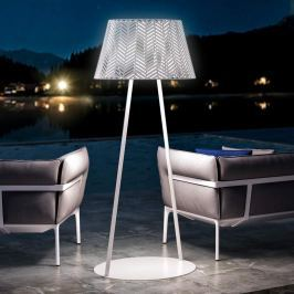 LED-Designer-Stehleuchte Spike für innen und außen