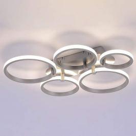 Ringförmige LED-Deckenleuchte Johanna