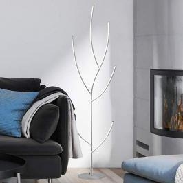 Ästhetisch geformte LED-Stehleuchte Janssen