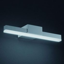 Helestra Ivy - LED-Spiegelleuchte, alu matt, 30 cm