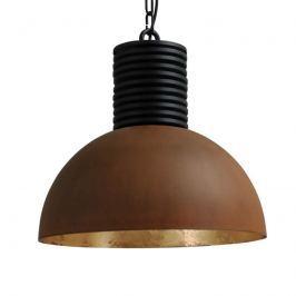 Industriell designte Pendelleuchte Larino Ø 40 cm