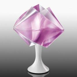 Slamp Gemmy Prisma - Design-Tischleuchte, violett