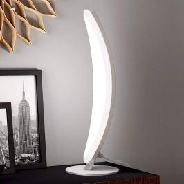 Dekorative LED-Tischleuchte Hemisferic