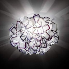 Slamp Clizia - Designer-Wandleuchte, lila
