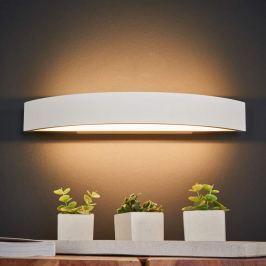 Helestra Yona - LED-Wandlampe, weiß, 37,5 cm
