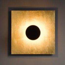 ANTA Nest - stilvolle Wandleuchte in Schwarz-Gold