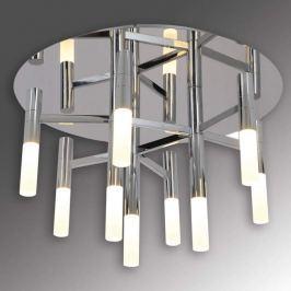 9-flammige, dimmbare LED-Deckenlampe Irina