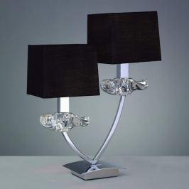 Dekorative Tischleuchte AKIRA, 2-flammig