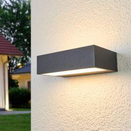Bega LED-Außenwandlampe Elton zweiseitig strahlend