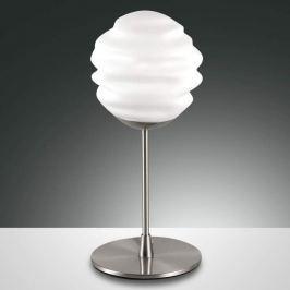 Ava - eine dekorative Tischleuchte mit Glasschirm
