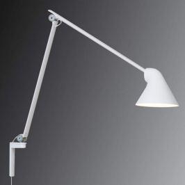 Louis Poulsen NJP - LED-Wandleuchte in Weiß