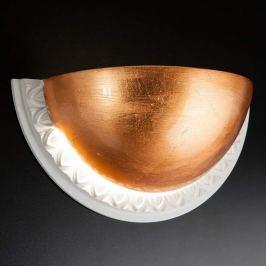 Glänzende Kupfer-Wandleuchte Chiarodi