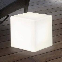 Solar-Dekorationsleuchte LED Shining Cube, 43 cm