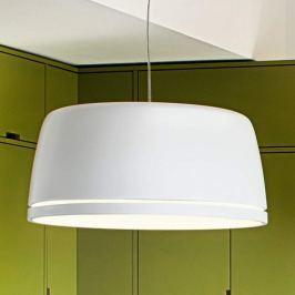 serien.lighting Central - LED-Hängelampe weiß