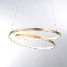 Per Lichtschalter dimmbar - LED-Pendellampe Roman