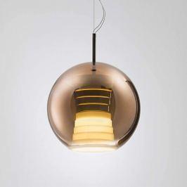 Fabbian Beluga Royal - LED-Hängelampe kupfer 30cm