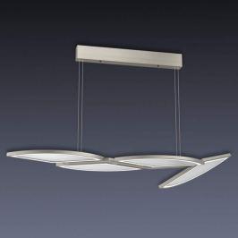 Vierflammige LED-Pendelleuchte Movil