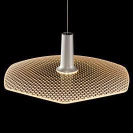 LDM Wyng 6 Dot LED-Hängeleuchte, silbermetallic
