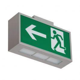 Premium-LED-Sicherheitsleuchte C-Lux, Weg links