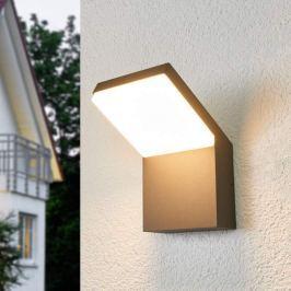 Nach unten gerichtete LED-Außenwanlampe Yolena